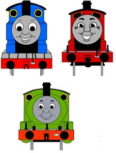 clipart thomas and friends