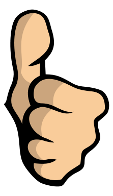 Clipart Thumbs Up Thumbs Down Clipart Best