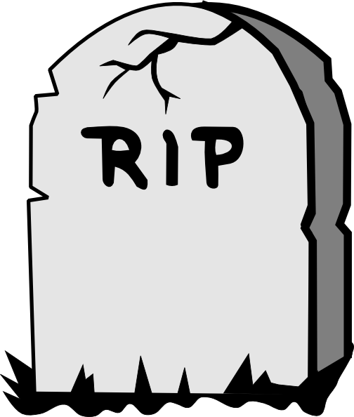 Clipart Tombstone