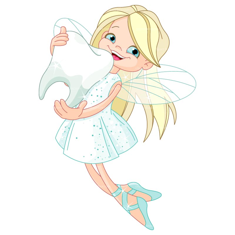 clipart tooth fairy