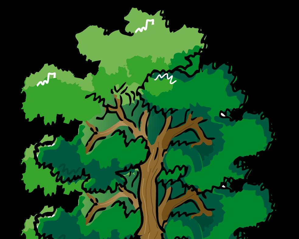 Clipart Tree-clipart tree-6