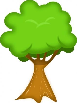Clipart Tree-clipart tree-4