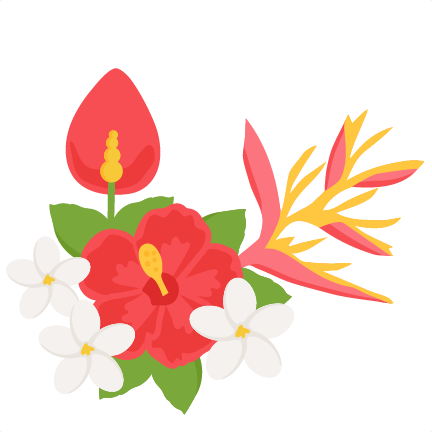 Clipart Tropical Flowers. Large_tropical-clipart tropical flowers. large_tropical-flowers-3.png-9