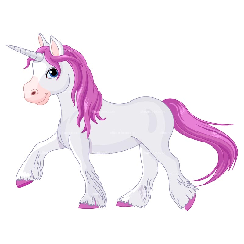Clipart Unicorn Royalty Free  - Unicorn Clip Art