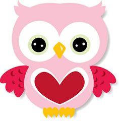 Clipart Valentine Owl More Cherries Clipart Valentine Owls Clipart