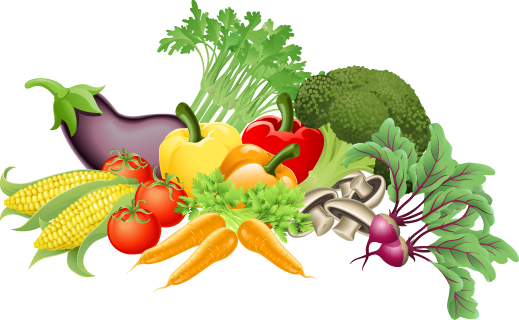 Clipart Veggies Clip Art Vegetables