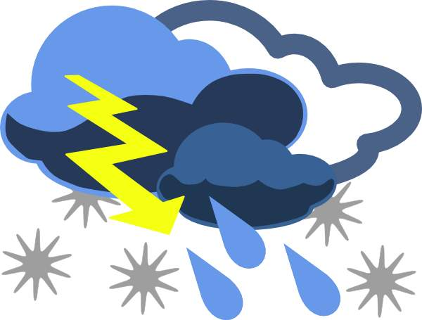 Clipart Weather --Clipart Weather --4