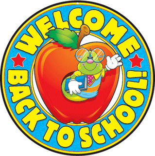 Clipart welcome back