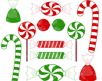 Clipart Xmas Clipart Candy .