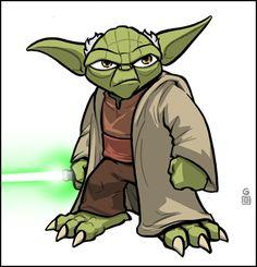 Clipart. Yoda-Clipart. Yoda-2