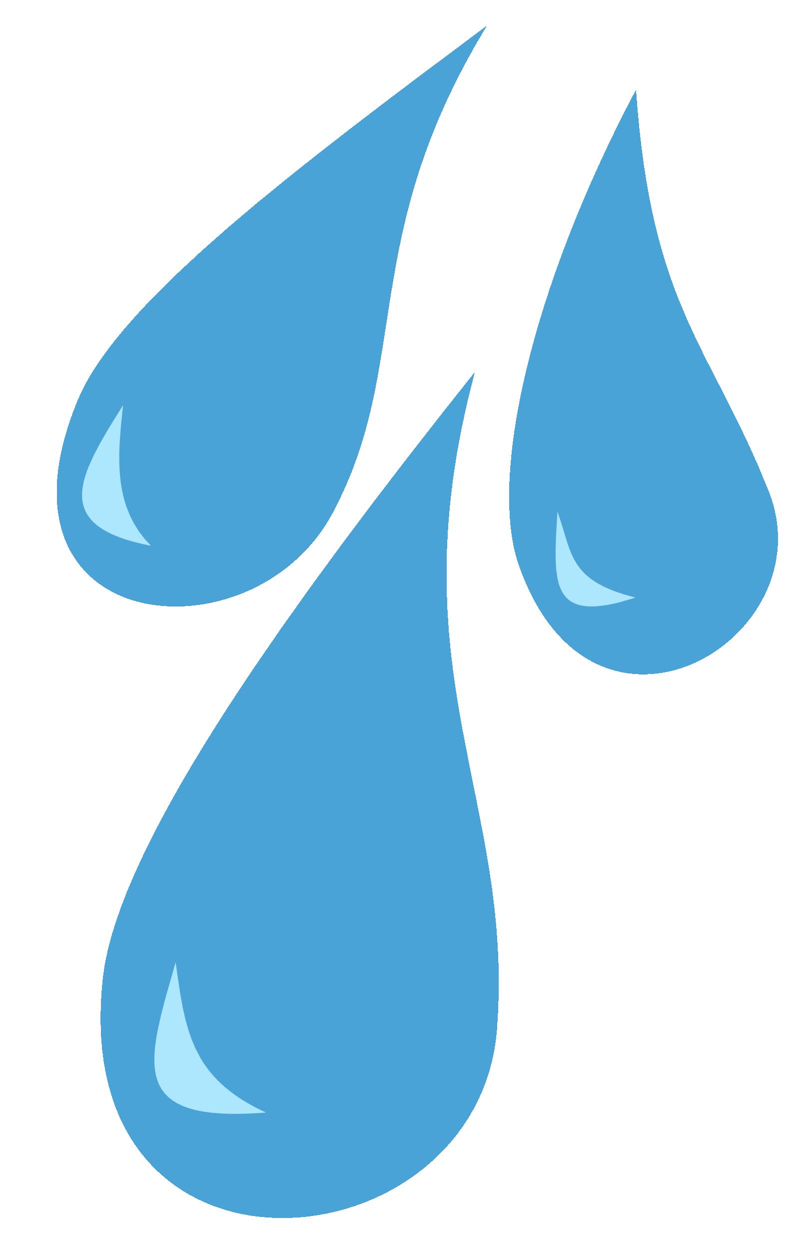 Clipartbest Com - Clipart Raindrops