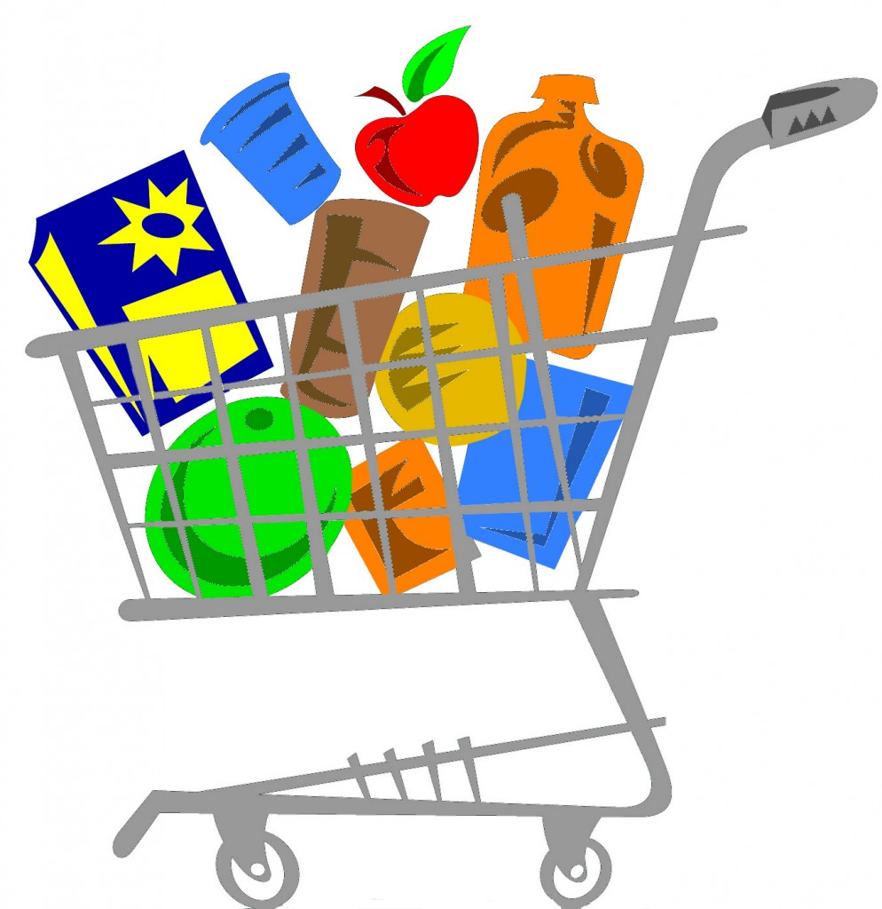 Clipartbest Com - Grocery Cart Clipart