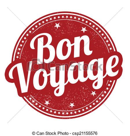 ... Clipartby Alexmillos2/397; Bon Voyag-... Clipartby alexmillos2/397; Bon voyage stamp - Bon voyage grunge rubber  stamp on white,.-15