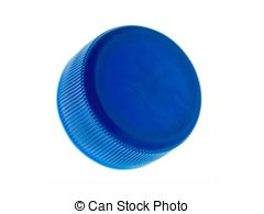 Clipartby dianka1/110; Plastic Bottle Caps - Plastic bottle caps isolated against a.