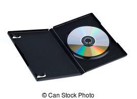 Clipartby Login0/4; CD Case - Open Dvd O-Clipartby login0/4; CD case - open dvd or cd case with blank disk-5