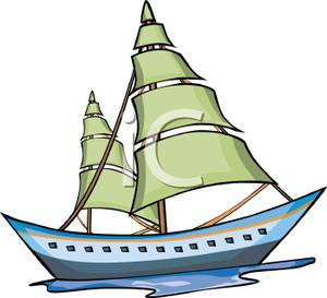 cliparti yacht clipart id- .