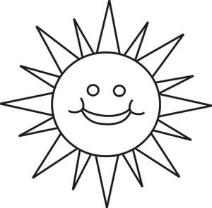 Cliparti1 Sun Clipart Black And White-Cliparti1 Sun Clipart Black And White-5