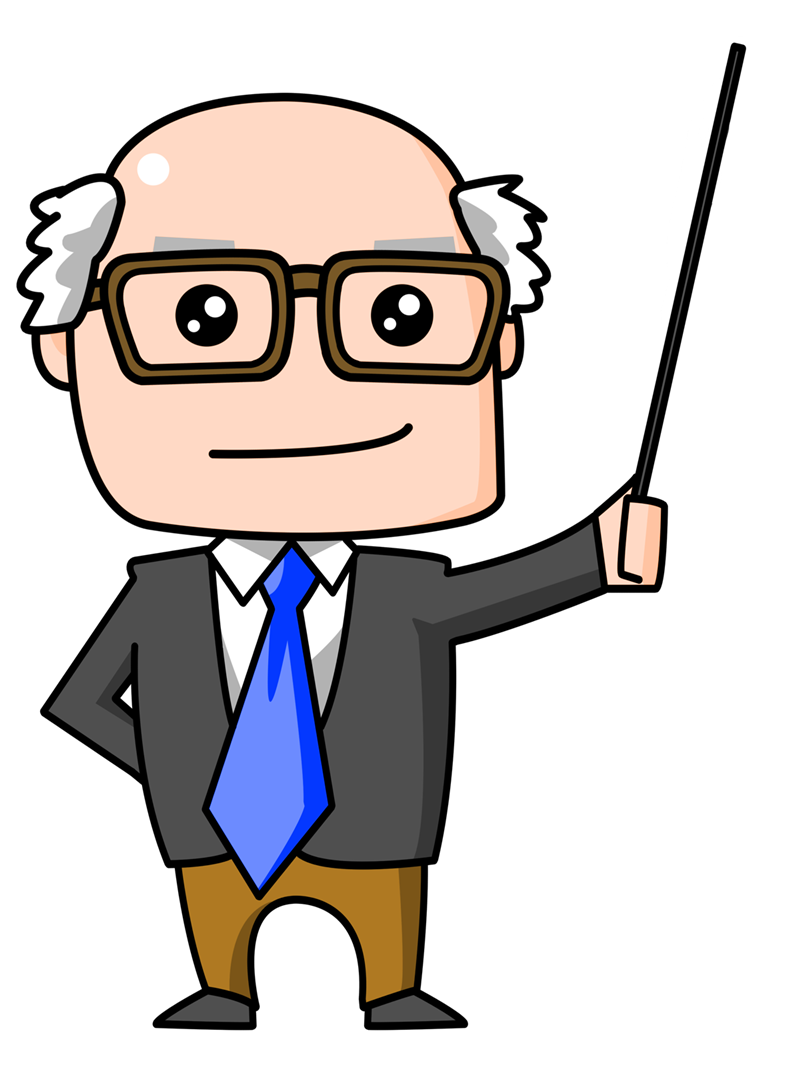 Clipartlord Com Exclusive This Cute Cart-Clipartlord Com Exclusive This Cute Cartoon Professor Clip Art Is-0