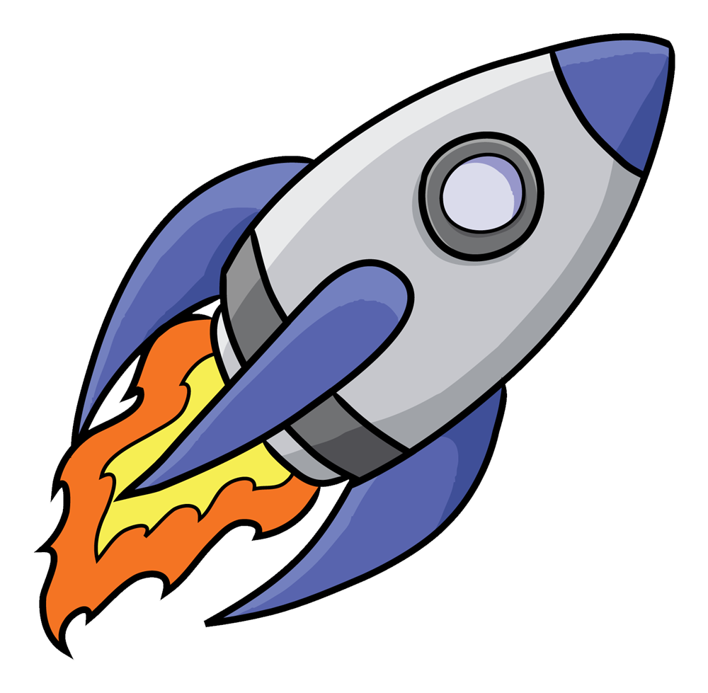 Clipartlord Com Exclusive This Nicely Do-Clipartlord Com Exclusive This Nicely Done Cartoon Rocketship Clip Art-2