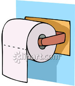 15 Toilet Paper Clipart Free