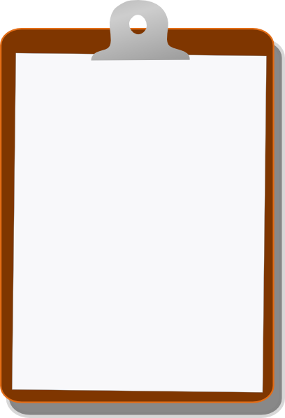 Clipboard Clip Art At Clker Com Vector Clip Art Online Royalty Free