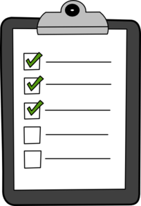 Clipboard Cliparts-Clipboard cliparts-11