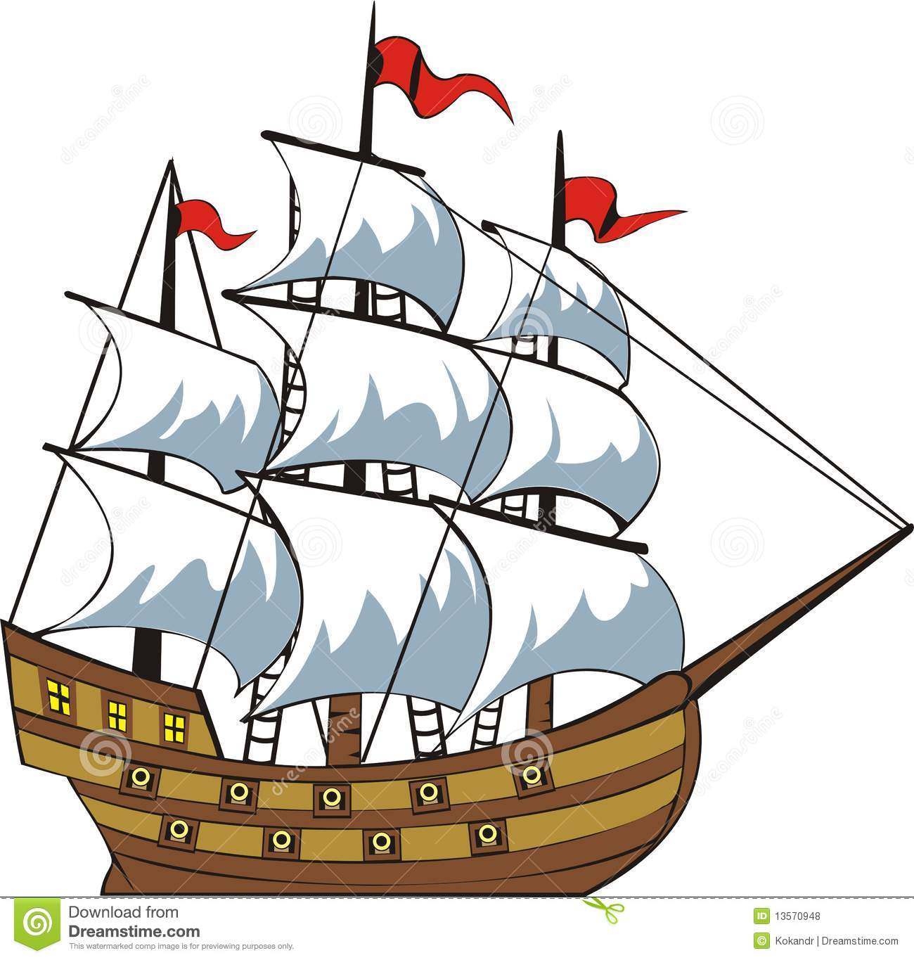 Clipper Ship And Lighthouse Clipart Cliparthut Free Clipart