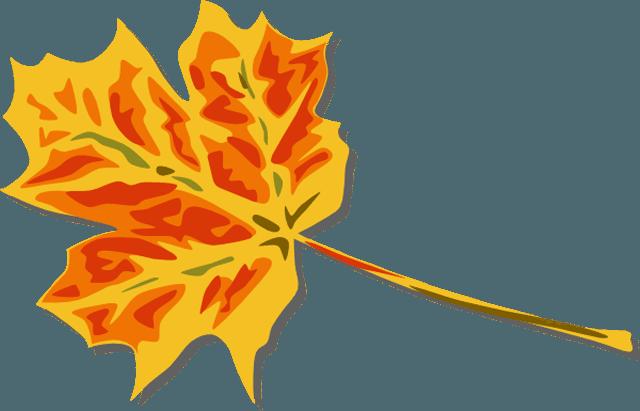 Clkeru0026#39;s Free Fall Leaves Clip Ar-Clkeru0026#39;s Free Fall Leaves Clip Art. A yellow and red fall leaf.-4