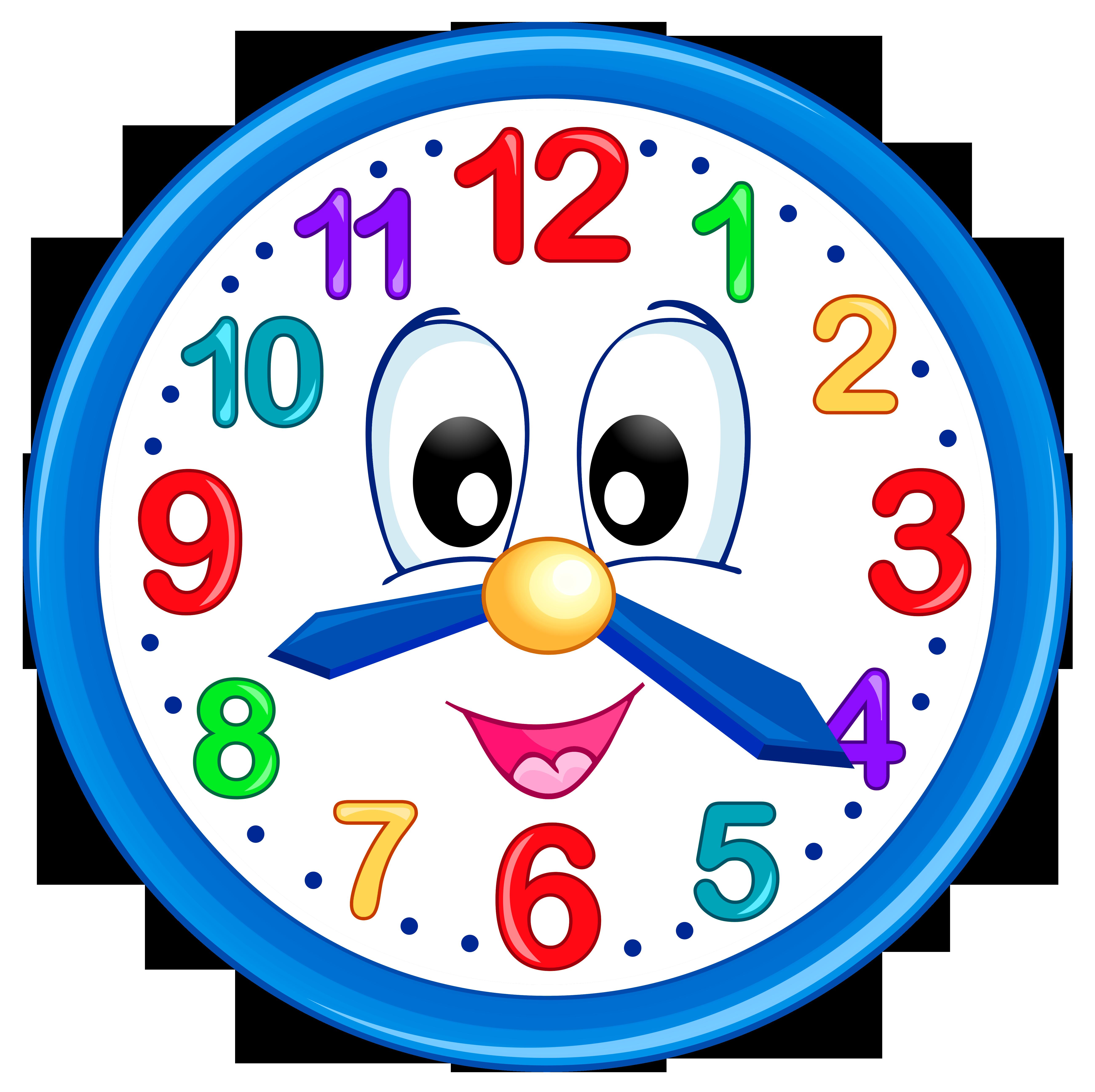 clock clipart-clock clipart-4
