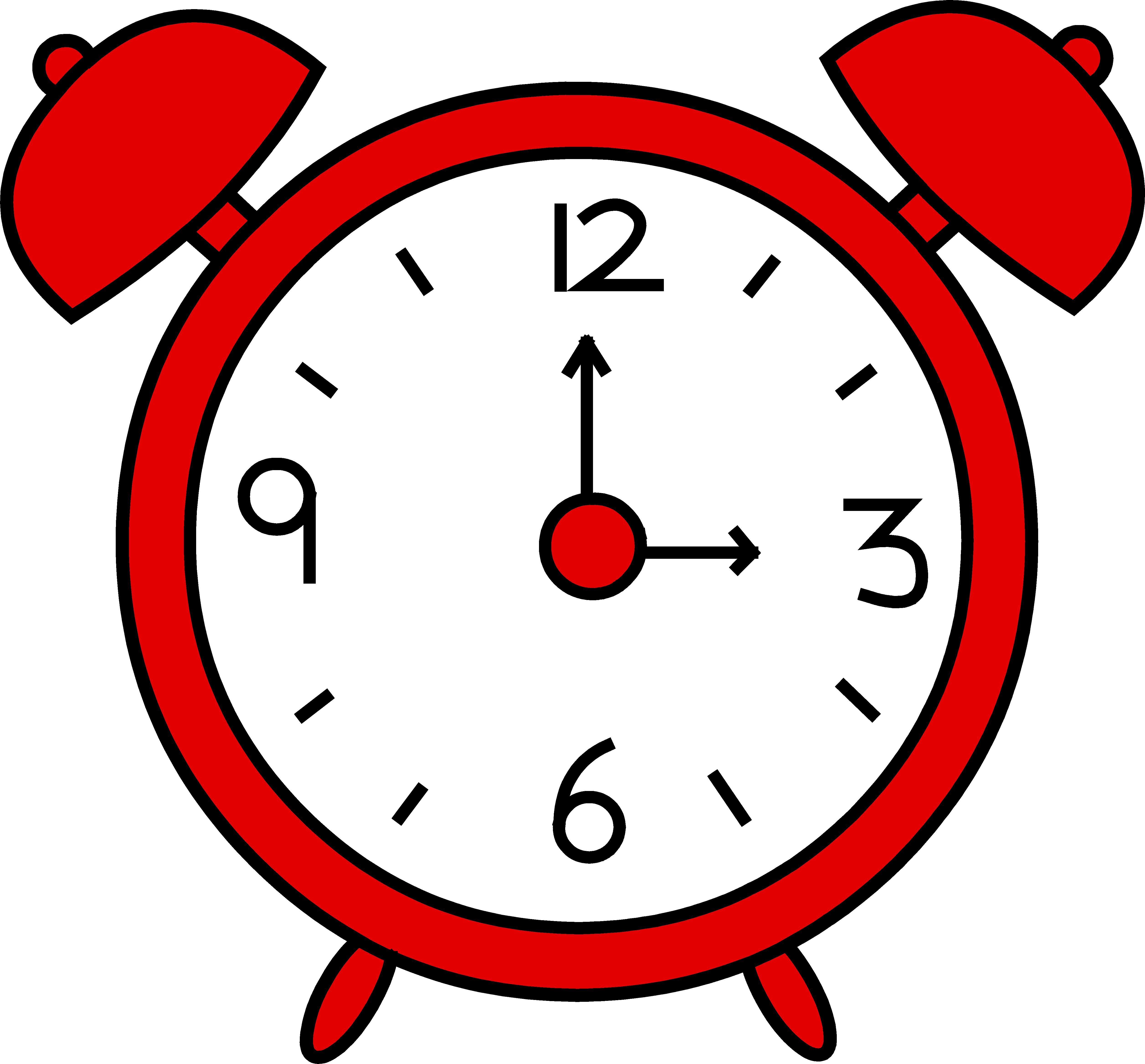 Clock Clip Art-Clock Clip Art-8