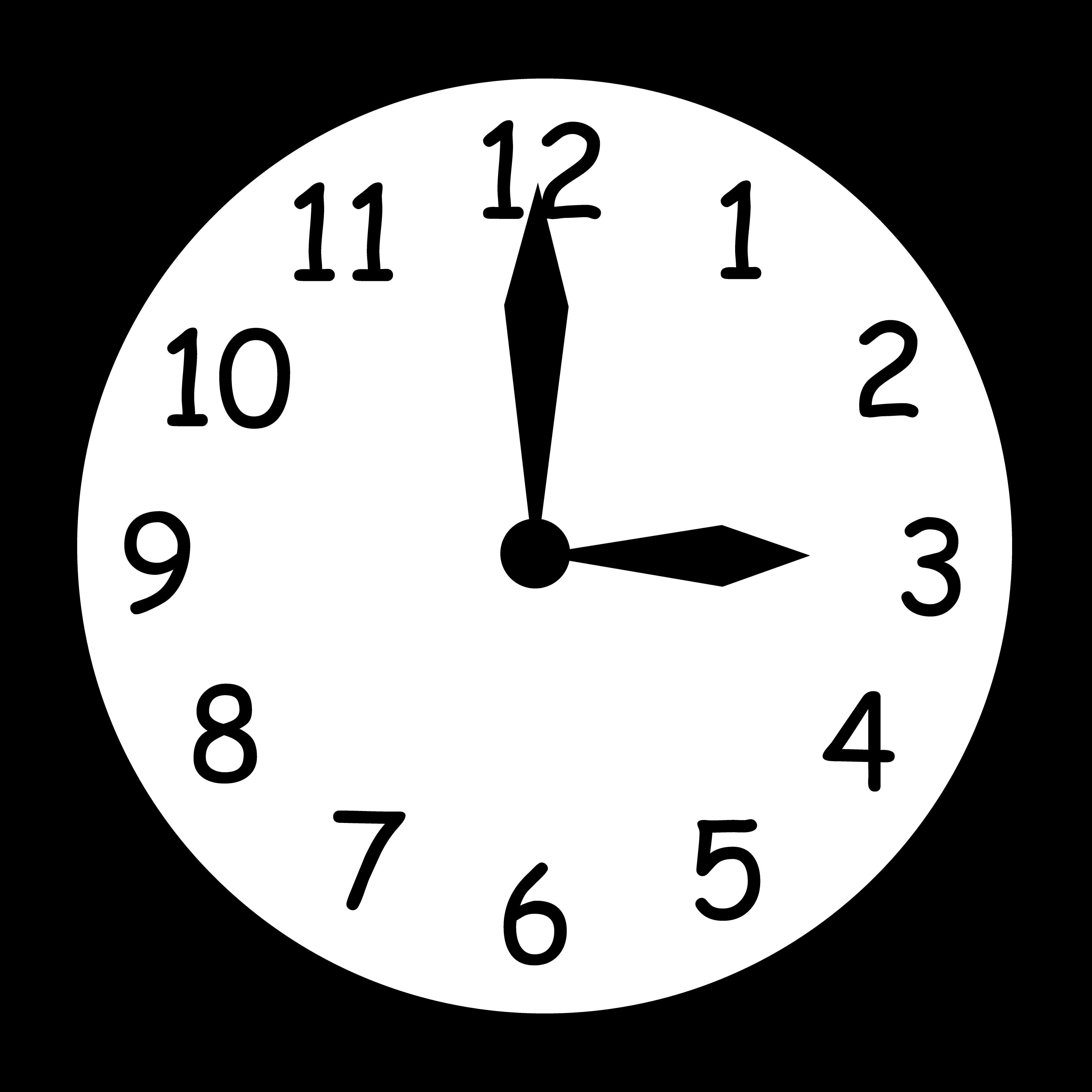 Clock Clip Art-Clock Clip Art-0