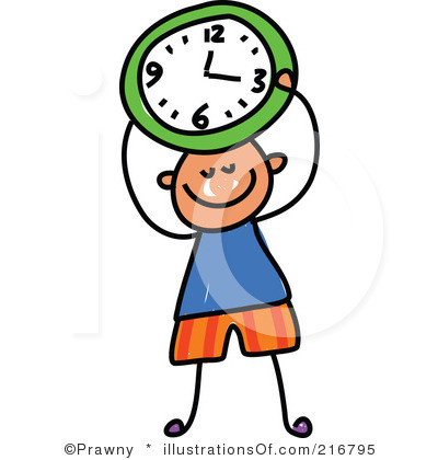 Clock Clipart Royalty Free Clock Clipart Illustration 216795 Jpg