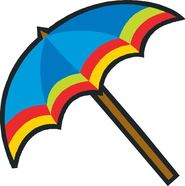 Closed Umbrella Clipart Clipart Panda Free Clipart Images