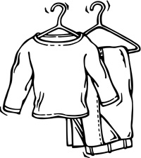 Clothes Clip Art-Clothes Clip Art-6