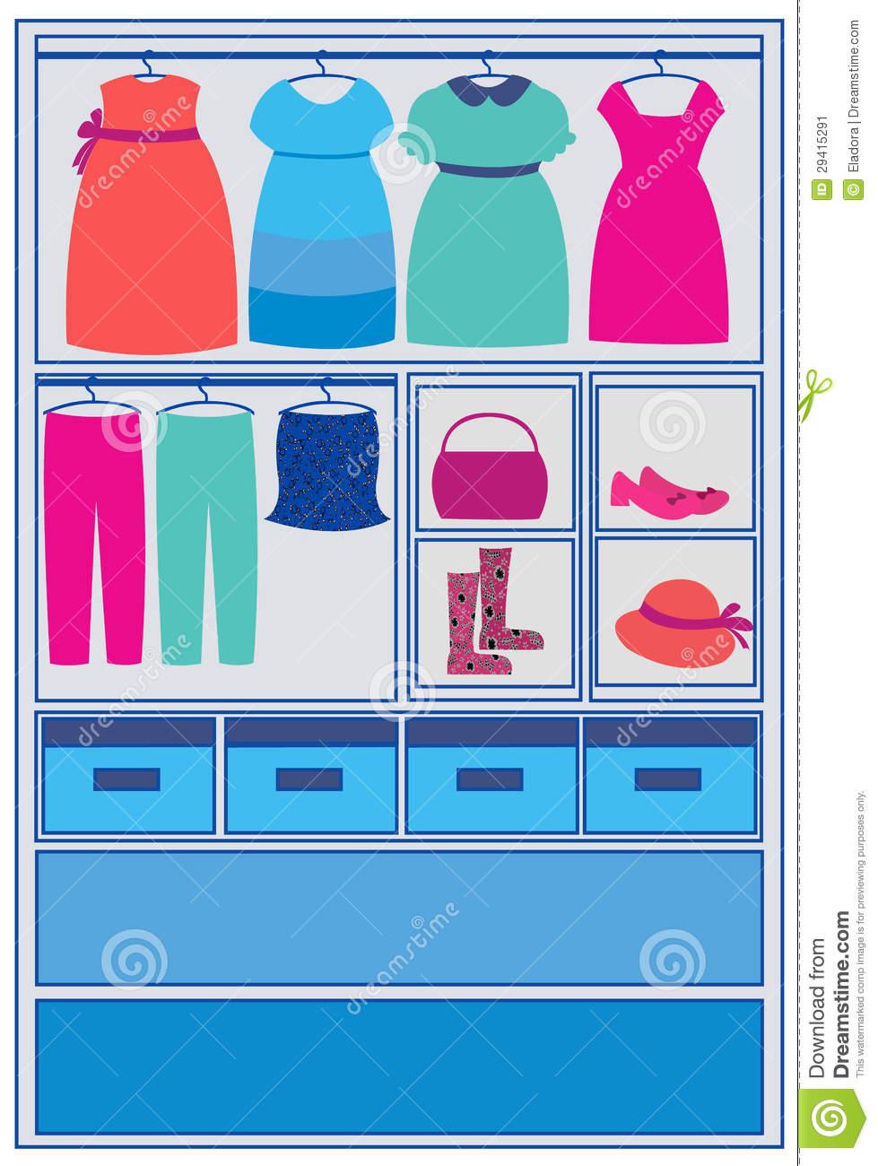 Closet Clipart Look At Closet Clip Art Images