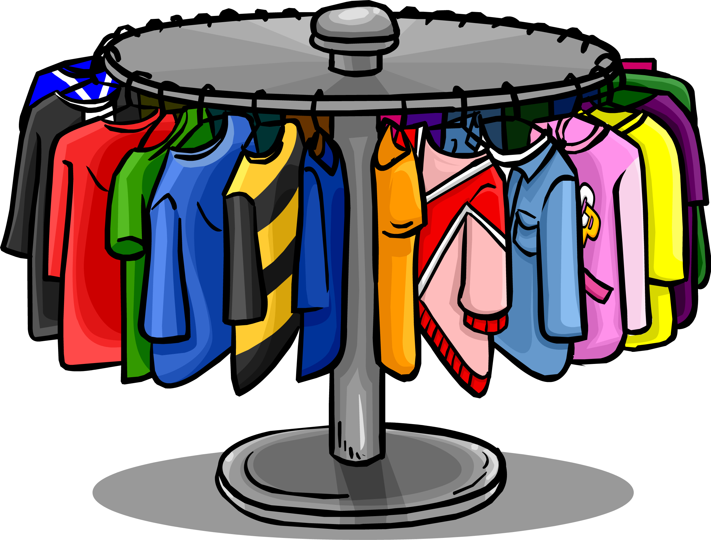 Clothing sale clipart kid