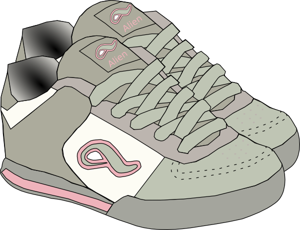 Clothing Shoes Sneakers Clip Art At Clke-Clothing Shoes Sneakers Clip Art At Clker Com Vector Clip Art Online-2