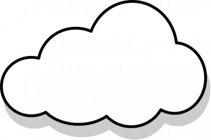 Cloud Clipart-cloud clipart-2