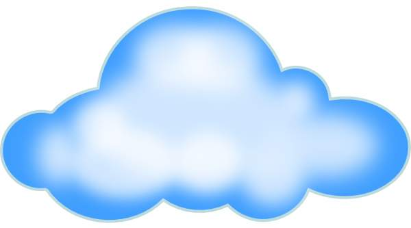 ... Cloud Clip Art - Clipartion clipartall.com ...