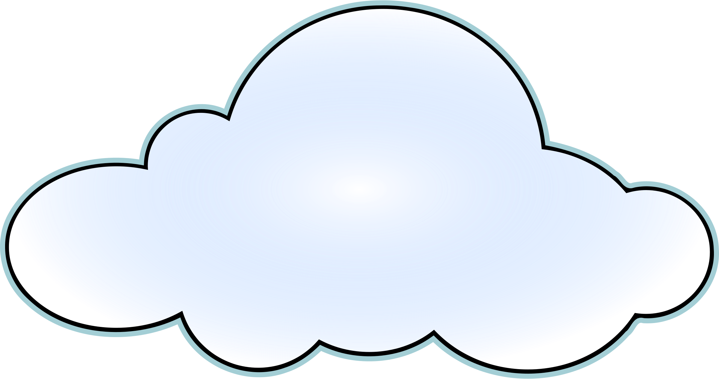 Cloud Clip Art-Cloud Clip Art-6