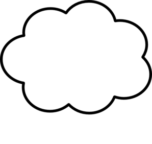Cloud Clip Art-Cloud Clip Art-7