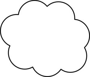 Cloud Clip Art-Cloud Clip Art-8