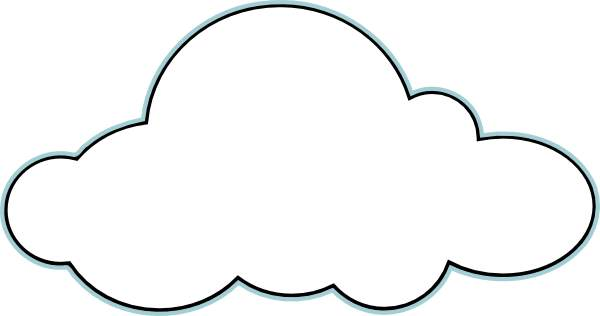 cloud clipart-cloud clipart-1
