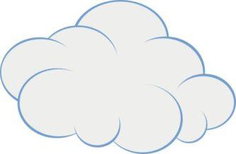 Sun cloud clipart clouds 6 clipartpen