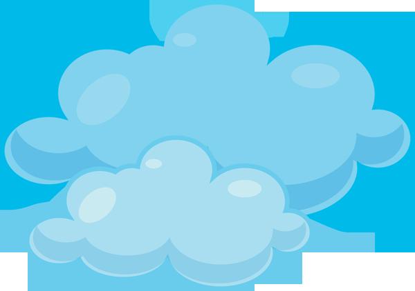 Cloudy Clipart-Cloudy Clipart-4