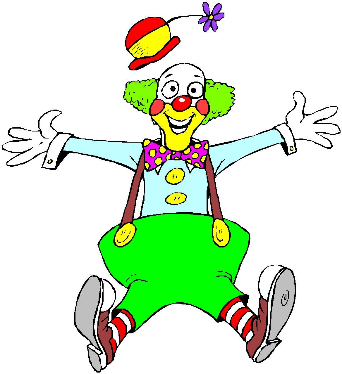 Clown Clip Art-Clown Clip Art-0