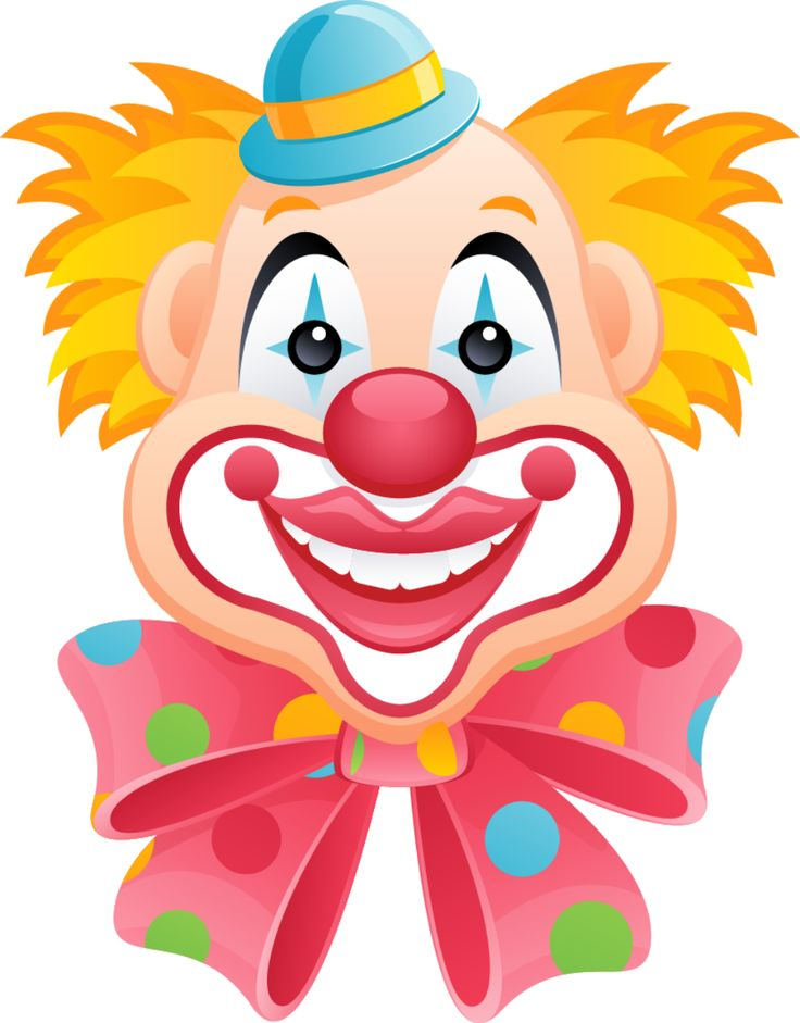 clown cupcakes clip art .