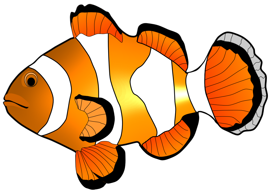 Clown Fish Clip Art-Clown Fish Clip Art-3