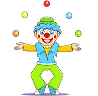 clown juggling balls in air. Size: 88 Kb-clown juggling balls in air. Size: 88 Kb-18