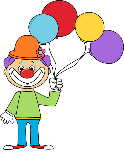 Clown With Balloons-Clown with Balloons-18